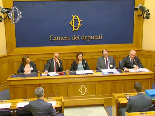 Dalla russia a montecitorio la voce dei testimoni di for In diretta dalla camera dei deputati