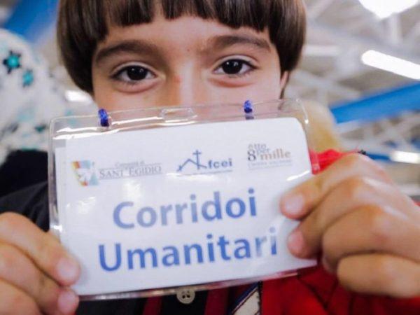 Corridoi umanitari: giovedì 27 giugno nuovo arrivo dal Libano