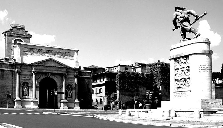 Roma Libera Chiesa In Libero Stato Culto Per Il Xx Settembre