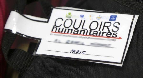 Primo corridoio umanitario del 2020 anche per la Francia