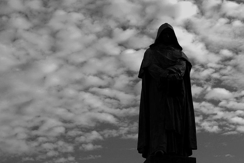 Ricordando Giordano Bruno, obstinatissimo eretico, 420 anni dal rogo