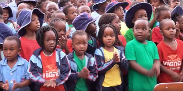 Comunicare l'impegno dei battisti italiani in Zimbabwe