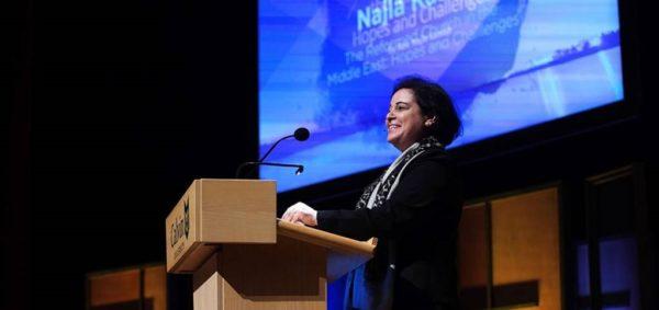 Najla Kassab: Non puoi chiudere porte ai rifugiati e dire che sei una chiesa
